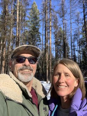 Steve Gordon and Elisabeth Donati