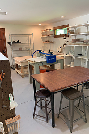 art escape pottery studio whitefish montana